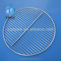 Food Grade SS 64.5cm BBQ Grill Mesh For Barbecue Customized