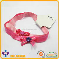 Latest Fancy Hairband Designs Baby Elastic Hairband For Girls