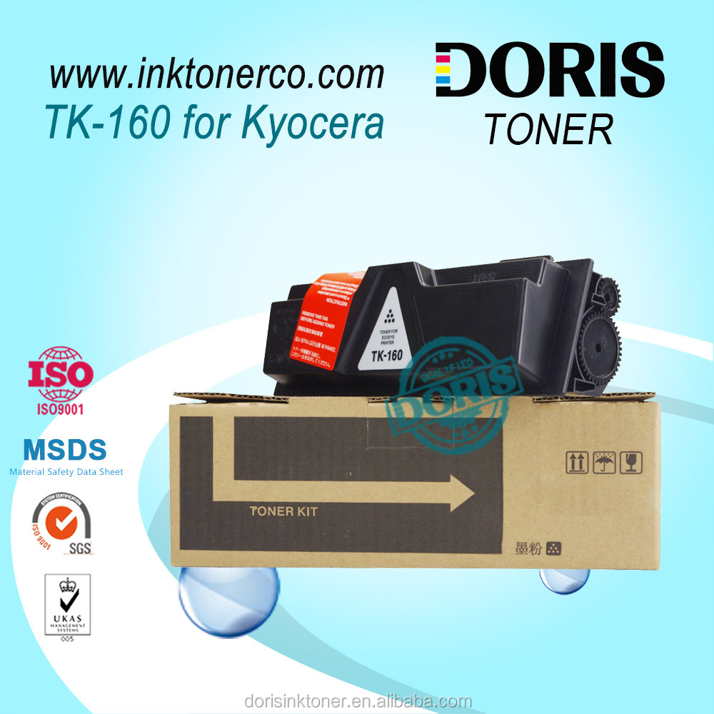 TK160 TK-160 copier toner powder FS 1120D FS-1120D for Kyocera