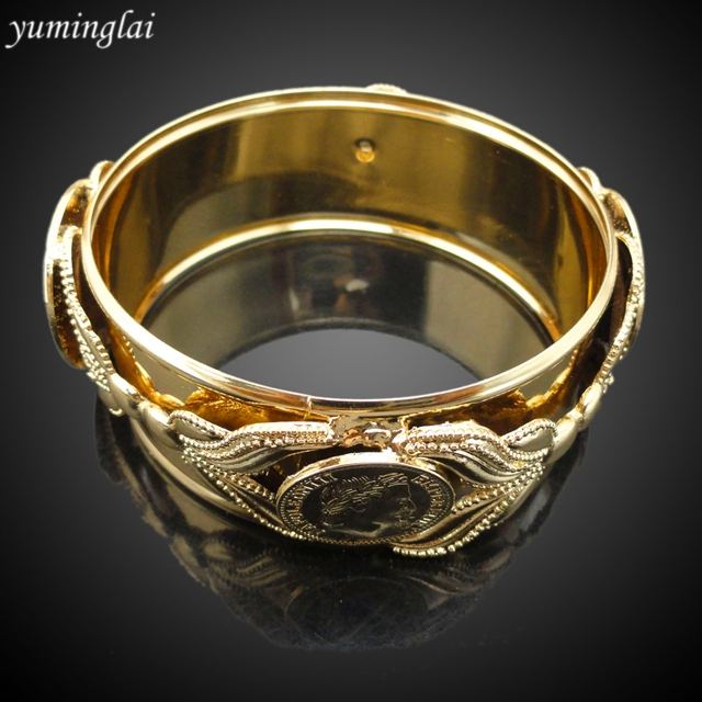 Latest Design Fashion Bangle European and American punk style Fashion Jewelry Bracelet GHK944