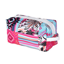 Multifunctional Travel Toiletry Pouch Organizer Cosmetic Bag