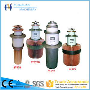 High Frequency Power Tube Triode Tube industrial magnetron