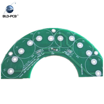 Multilayer PCB with Immersion silver