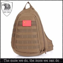 Outdoor Sports Travelling Shoulder Chest Pack Military Tactical Bag Backpack with Molle System