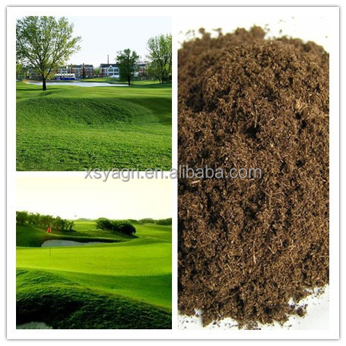 High efficiency coco peat garden fertilizer peat moss with rich mineral elements