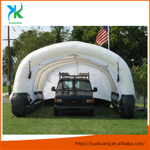 Inflatable Car Storage Tent/ inflatable car cover/ Outdoor Car Storage Bubble for sales