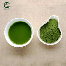 Natural organic matcha green tea powder for icecream