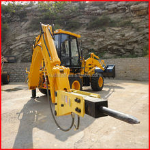 china backhoe loader, farm tractor front end loaders, tires for backhoe loader share parts hot sale