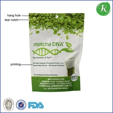 Hot Sales Manufacturer Standing Up Pouch Coffee Tea Bags (Free Samples)