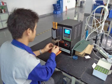 Spot Welding (Power Bank)