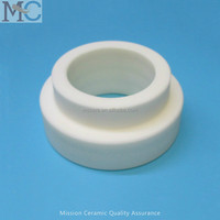 High Strength Precision 99% Alumina Ceramic Bushing