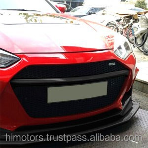 Front Bumper-Hyper G Body Kit / Air Dam for 2014 Hyundai Genesis Coupe