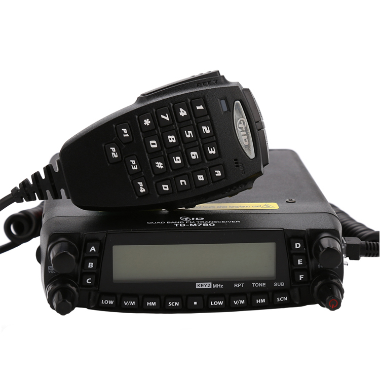 Durable used tyt th-9800 mobile radio