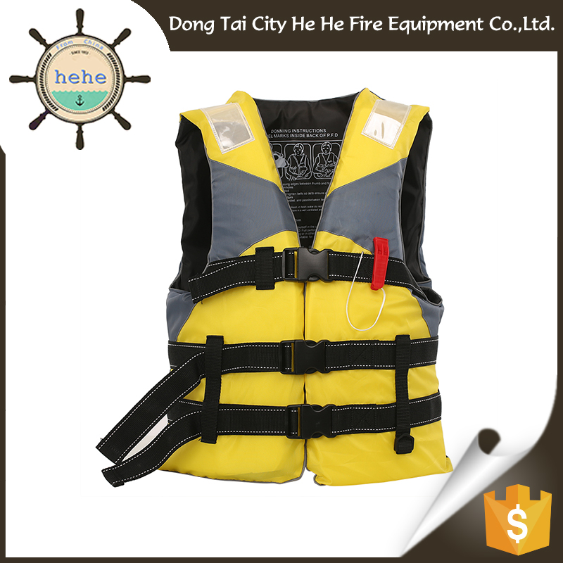 Personalized surfing EPE foam life jacket vest marine for adult