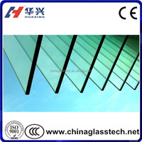 High Strength Thermal Stability 4mm Tempered Solar Glass