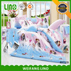 100% cotton printed photo print bedding set/dragon bedding sets set/dolphin bedding sets