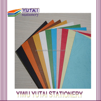 Hot selling multi-purpose color goffered paper,A4 size goffered paper