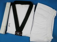 Deluxe V-Neck Taekwondo uniform