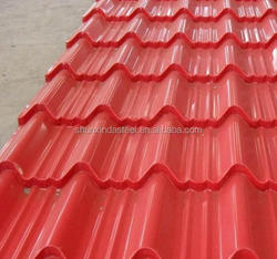galvanized corrugated roofing sheets, factory roof construction material