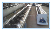 High quality screw auger conveyor for bulk material