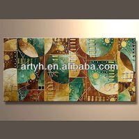 Hand Painted Modern Oil Painting For Wall Decor