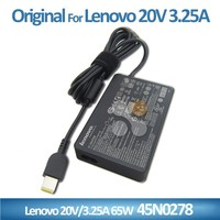 Laptop Adapter for Lenovo 20V 3.25A 65w with Square Connector by Trade Assurance