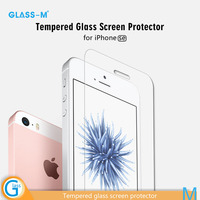 for iPhone SE 2016 New Arrival 9H Cell Phone Screen Protectors