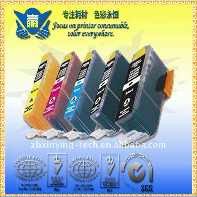 Compatible ink cartridge of PGI-425/CLI-426,PGI-525/CLI-526 use for Canon PIXMA IP4850 with chip