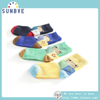 mixed coloured kids socks wholesale seamless knitting pattern free baby socks