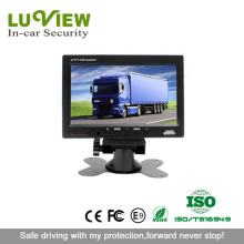 LUVIEW 800R.G.B x480 dots 6 inch Digital LCD Car Reversing Monitor for Vehicle Security