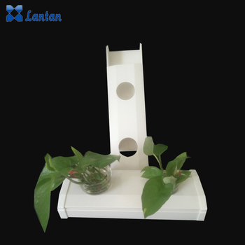 China design nft gully pvc pipe hydroponic system with Competitive price