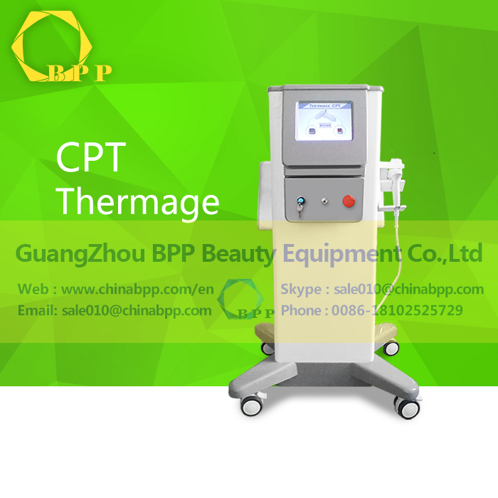 Hot usa fractional rf cpt thermag e cosmetic surgery machine