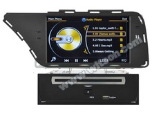 WITSON car audio player for AUDI A4L WITH A8 CHIPSET DUAL CORE 1080P V-20 DISC WIFI 3G INTERNET DVR SUPPORT