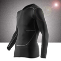 custom private label fitness wear men fast dry Fit T-shirt Mens Compression gym wear shirt men