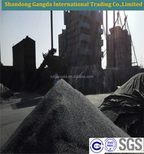 Calcined anthracite coal/Carbon raiser manufacturer with size 5-8 mm