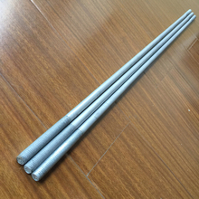China manufacture finish HDG double sided stud bolt