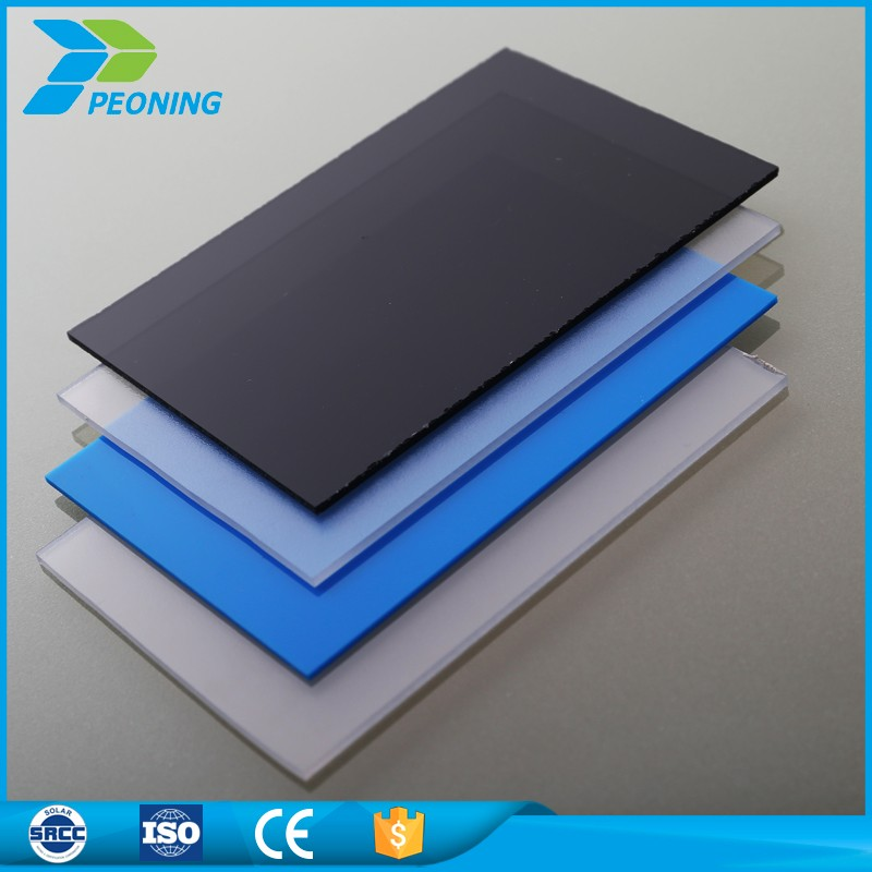Cheap pc sheet factory clear polycarbonate sheets