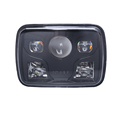 5x7 square led headlight, 5x7 inch led sealed beam headlight
