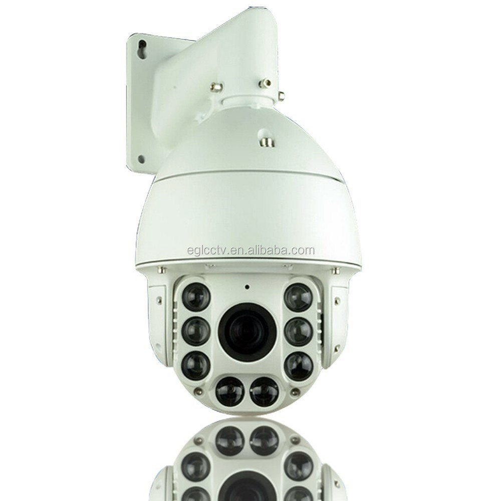1080P 2.0MP 18x HD Zoom IP PTZ High Rotating Speed Dome Camera Outdoor P2P ONVIF Night vision 100-150m