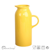 Hot selling Delicate solid colour Stoneware Houseware Ceramic Pitcher