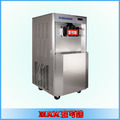 Hot design economical soft ice cream commercial counter cheap ice cream machine with 3 flavor