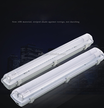 2017 Hot sale and New design 4ft IP65 waterproof Led vapor tight lighting Fixture for outdoor light