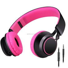 new product 2016 innovation design mp3 player headphone Portable Heaphone 3.5mm Plug Stereo MP3 Headphone