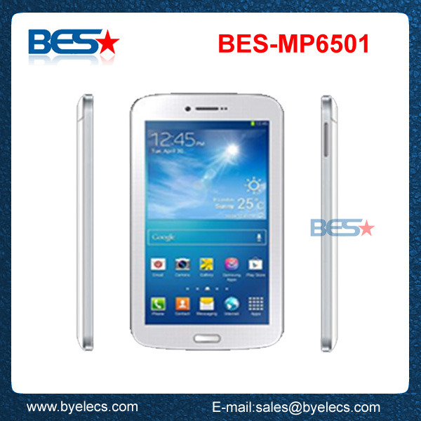 With incredible HD screen 6.5 inch phone call dual core fast slim tablets