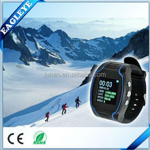 Wrist Watch GPS Tracker for kids tracking on mobile and computer