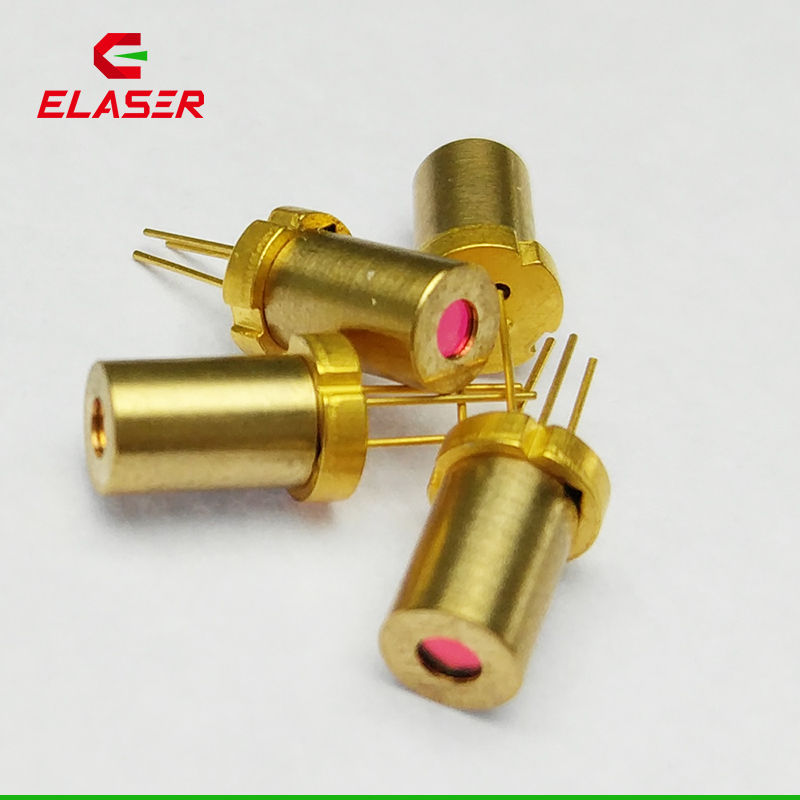 45 degree centigrade operating TO18 integrated package 50mW 532nm laser diode