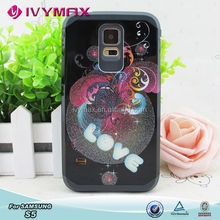 Mobile phone covers for Samsung Galaxy S5 i9600