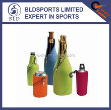 wholesale price and colorful neoprene insulated beer bottle cooler