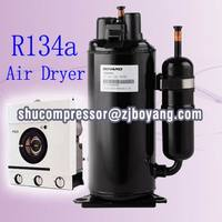 2015 hot selling made in china boyard compressor for Oil cooling system Oil chiller Oil cooler