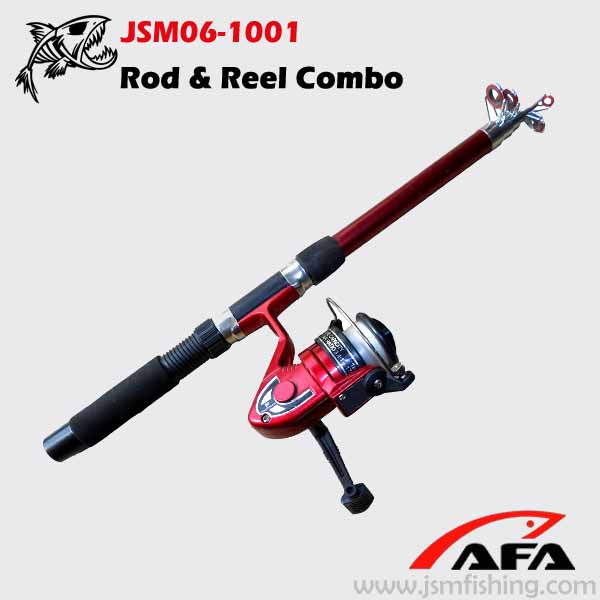 Good quality fishing rod and reel combo jsm06 1001 buy for Nice fishing rods